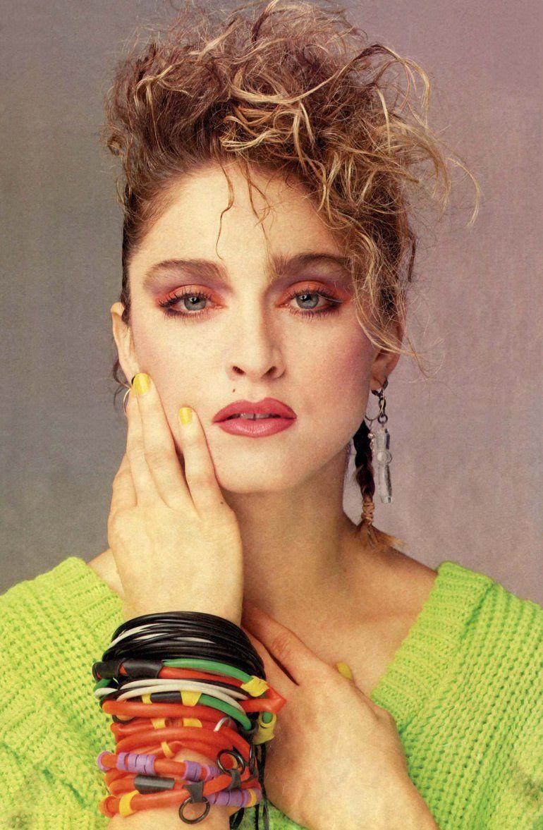 Как сделать фото в стиле 80 х